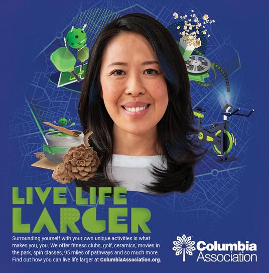 Live Life Larger - Sara