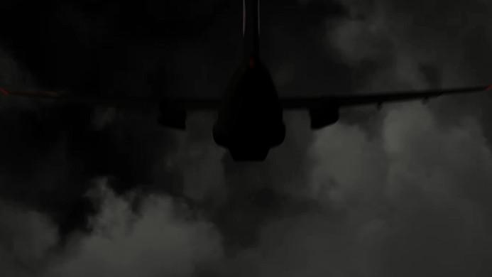 Teaser video for the new Q400 at the Farnborough Air Show