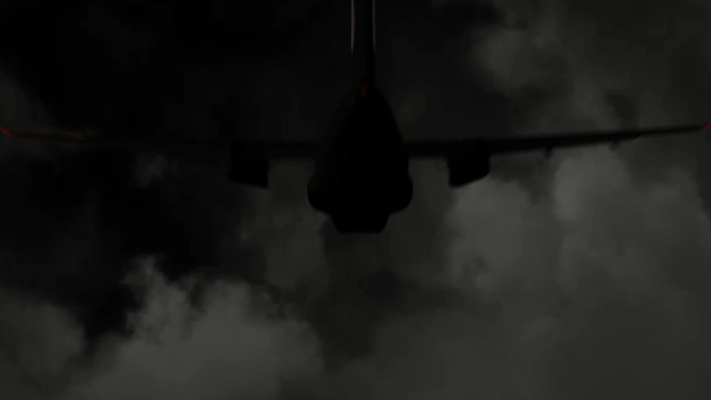 Teaser video for the new Q400 at the Farnborough Air Show