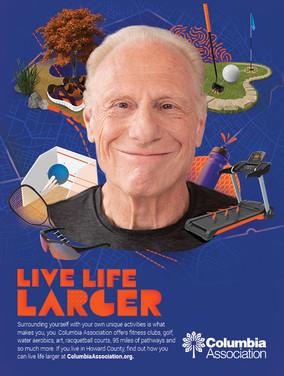 Live Life Larger - Ed