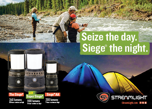Siege Lantern Print Ad