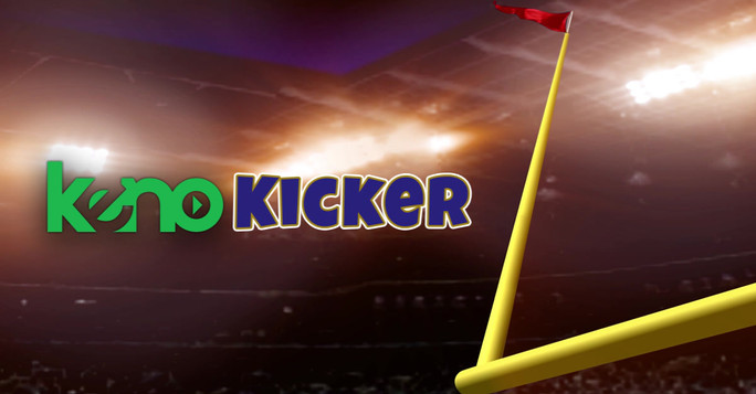 Keno Kicker - An extra draw for an extra chance to win