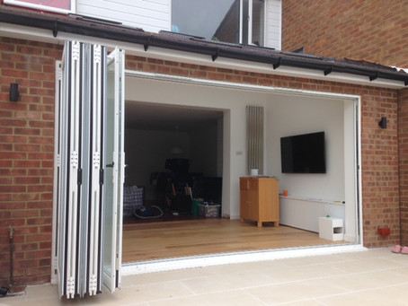 Creating a teenager-free zone with a single storey extension