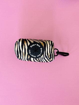 Boss+Boo Poop Bag Holder - Jungle Fever