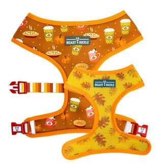 BB - Pumpkin Spice Reversible Harness