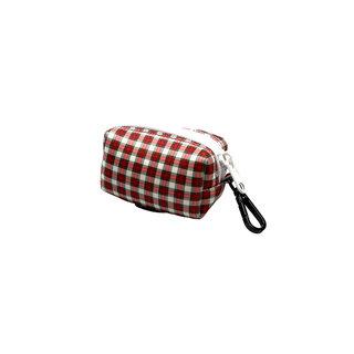 BB Poo Bag Holder - Plaid