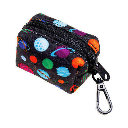 BB Poo Bag Holder - Outer Space