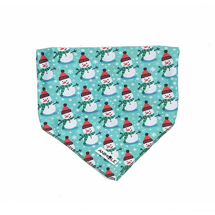 Animale - Cooling bandana - Christmas Snowman
