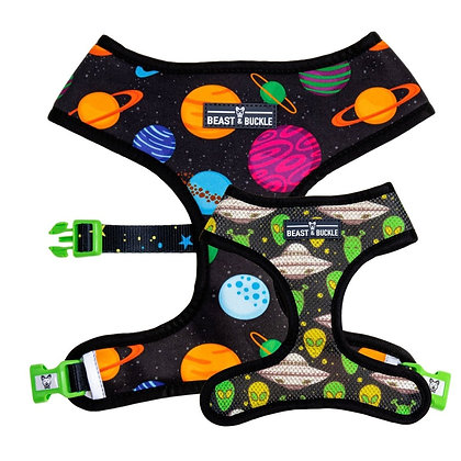 BB - Outer Space Reversible Harness