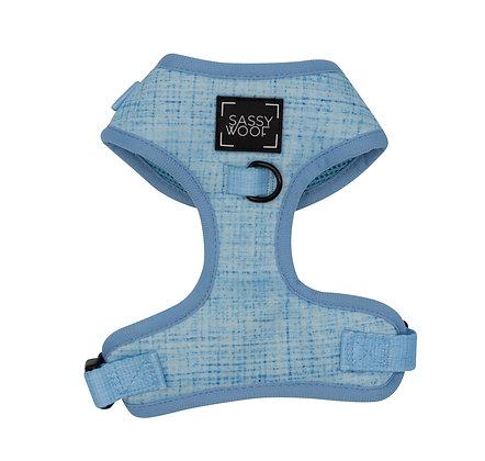 Sassy Woof - Adjustable Harness -Blumond