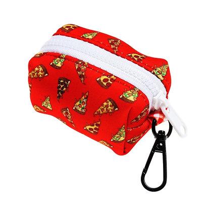 BB Poo Bag Holder - Pizza