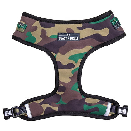 BB - Adjustable Camo Harness