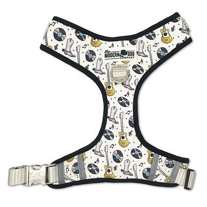 The Modern Dog Company - Adjustable Harness - MusicCity