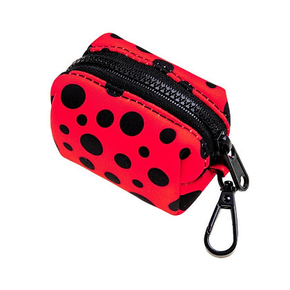 BB Poo Bag Holder - Ladybird