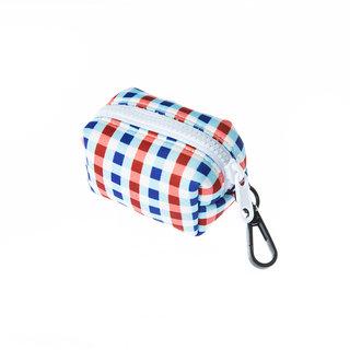 BB Poo Bag Holder - Checkmate