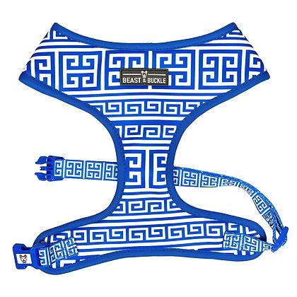 BB Classic Harness - Greek Key