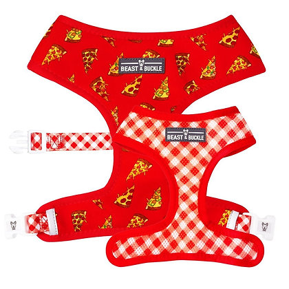 BB -  Pizza Reversible Harness