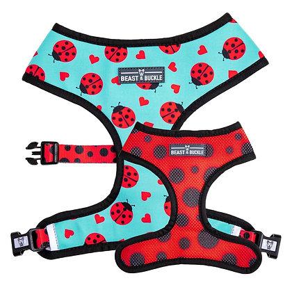 BB -  Ladybird  Reversible Harness