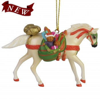 Christmas Delivery Ornament