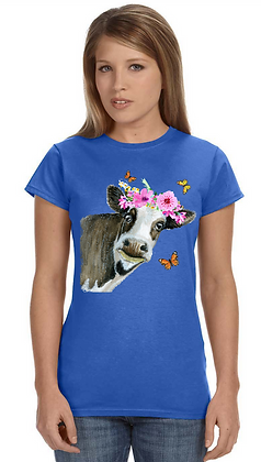 Flower Heifer