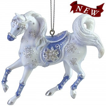 Snow Crystal Ornament