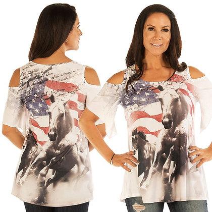 #7624 American Flag