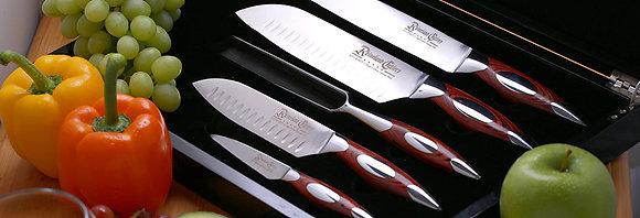 5pc Gourmet Set by Rhineland Cutlery