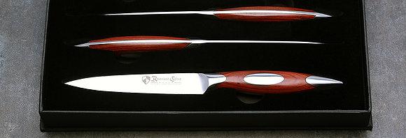 4pc Steak Knife Set by Rhineland Cutlery