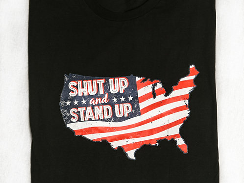 Shut Up and Stand Up