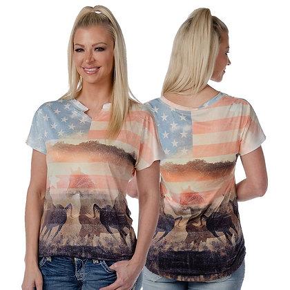#7010  Country Life Shirt