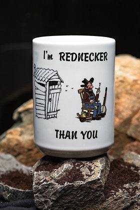 I'm Rednecker Than You