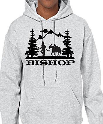 Bishop Skyline Hoodie Fleece