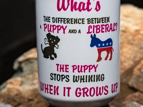 Puppy Verse Liberal