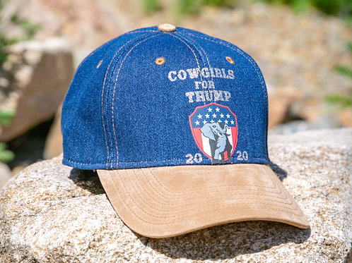 Cowgirls For Trump