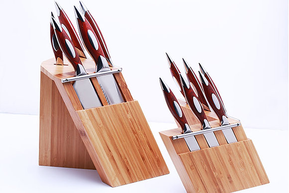 13pc Knife Block