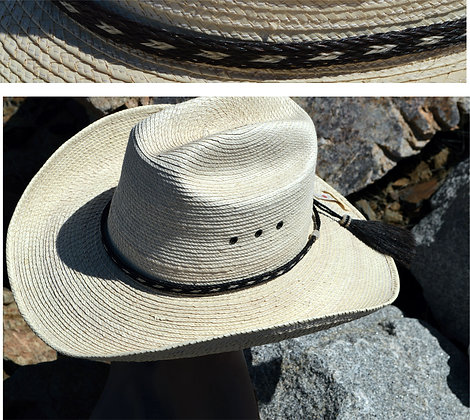 3 Strand Horse Hair Hatbands  Product #: bhh03