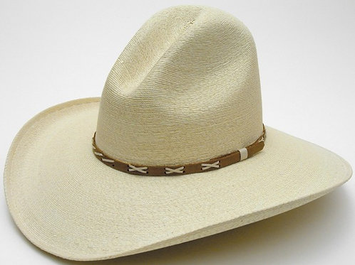 """hmg  4"""" Brim Gus (Brim width measures 4-3/8""""). Hat bands may vary. Si"""