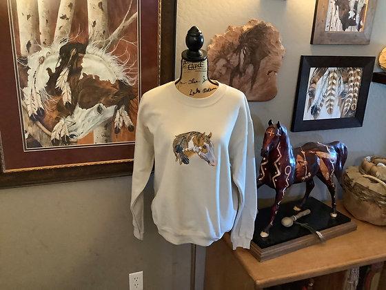 Lynn Bean - Copper Paint Horse