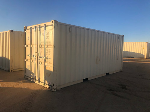 NEW (Single Ship) 20Ft Shipping Container  (Gladstone Yard) TRDkU767017C