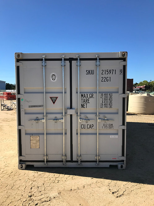 NEW (Single Ship) 20 Ft Shipping Container  (Gladstone Yard)