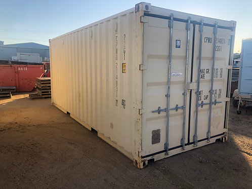 NEW (Single Ship) 20Ft Shipping Container  (Gladstone Yard)