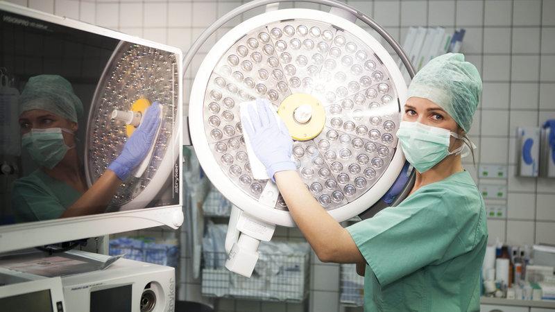Hygiene in medizinischen Einrichtungen
