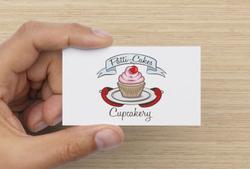 Patti-Cakes Business Cards