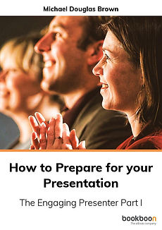 How to Prepare for your Presentation COV