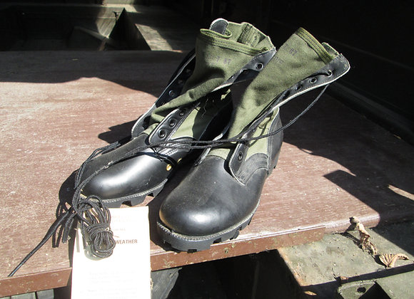 U.S. issue jungle boots, New