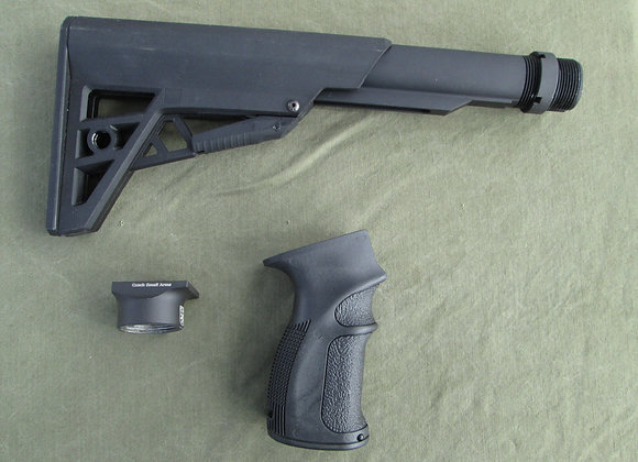 vz.58 collapsible M4 stock