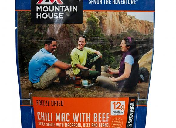 Chili Mac w/Beef