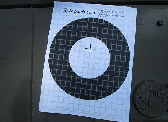 Zero target, Ultradot Match-Dot 2