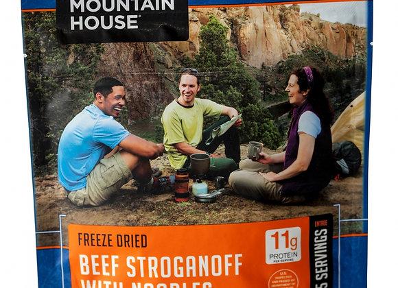 Beef Stroganoff - Single Serve