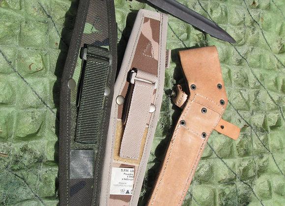 VZ-58 Bayonet sheathe, Desert camo